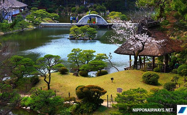 ve may bay di hiroshima all nippon airways
