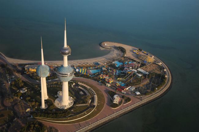 ve may bay di kuwait