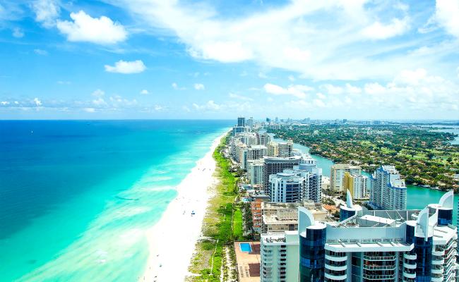 vé máy bay đi Miami