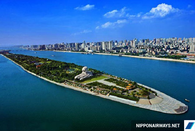 vé máy bay giá rẻ đi Hồ Nam Trung Quốc