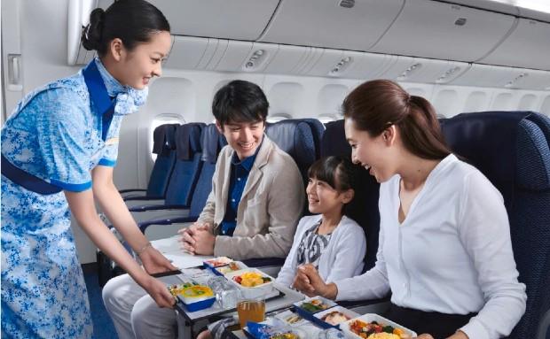 Tìm hiểu hạng vé máy bay All Nippon Airways trên chuyến bay