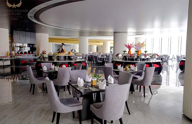 Khu ẩm thực khách sạn mường thanh phú quốc