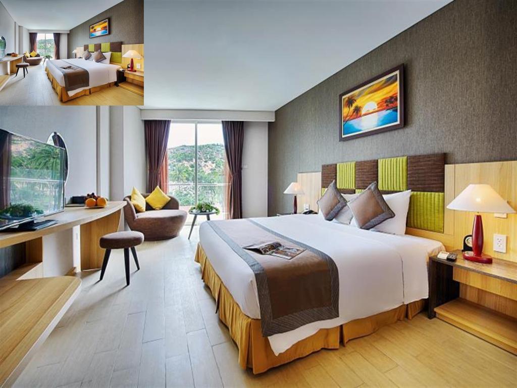Phòng tại Khách sạn Mường thanh Holiday Mũi Né