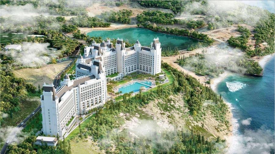 Khách sạn ở Vinpearl Nha Trang