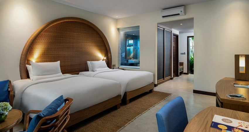 Phòng khách sạn Resort Novotel Phú Quốc