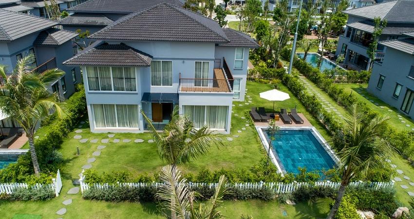 khu biệt thự Novotel Phú Quốc