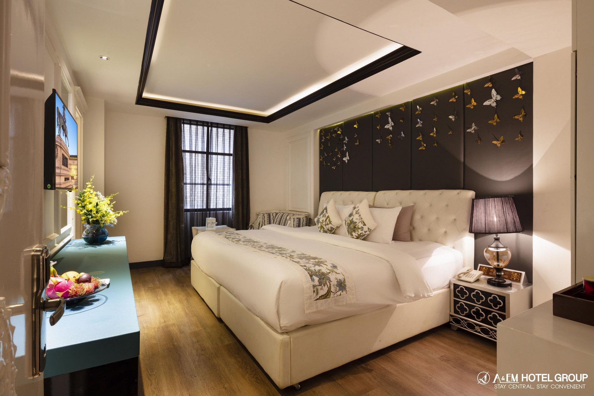 Phòng executive suite a&em saigon hotel