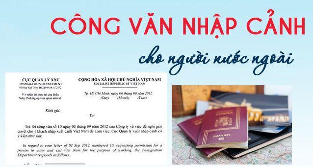 Dịch vụ làm công văn nhập cảnh tại cửa khẩu Mộc Bài – nhanh – khẩn