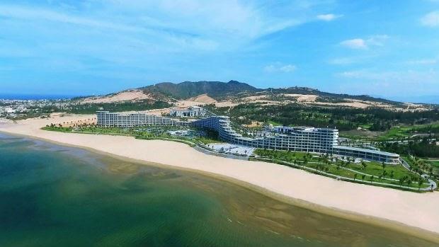 Top 5 các khách sạn Bình Đình view đẹp giá tốt