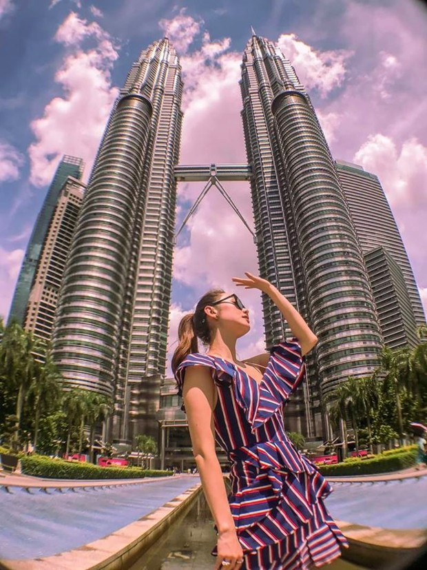 Vé máy bay đi Malaysia giá rẻ nhất 2021