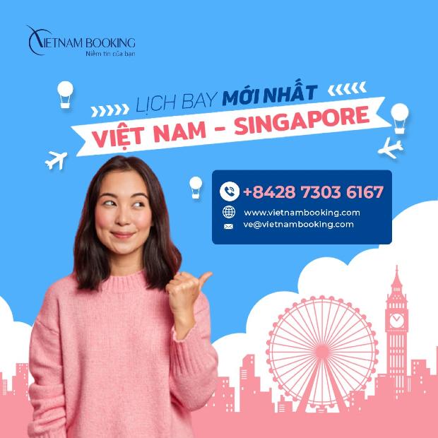 Vé máy bay đi Singapore giá rẻ 2021