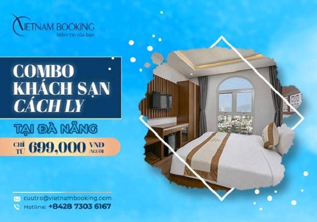 Danh sách khách sạn cách ly tại Đà Nẵng - Đặt combo cách ly 14 ngày