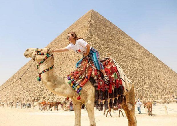Vé máy bay đi Cairo giá rẻ nhất 2021