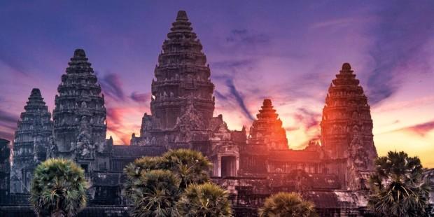 Vé máy bay đi Campuchia giá rẻ nhất