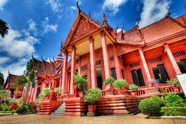 Vé máy bay đi Phnom Penh – Khám phá thủ đô Campuchia