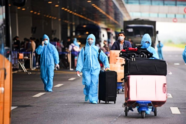 Vé máy bay từ Thái Lan về Việt Nam | Lịch bay cập nhật hàng tháng mới nhất