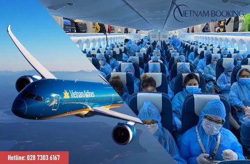Vé máy bay từ Hong Kong về Việt Nam | Cập nhật lịch bay hàng tháng